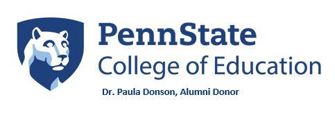 Dr. Paula Donson - Penn State Donor College of Education
